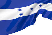 Vector Flags of Honduras — Stock Photo