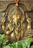 The Indian God Ganesha — Stock Photo