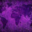Global map on grunge textured — Stock Photo #12213581