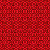 Seamless retro pattern — Stock Photo
