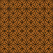 Seamless retro pattern — Stockfoto