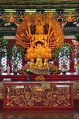 Buddha thousands of hand — Stock Photo