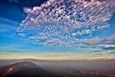 Beautiful cloudy sky — Stock Photo