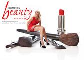 Beauty Salon. Concept — Stock Photo