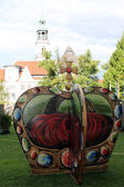 Crown in Celle — Stock Photo