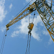 Hoisting crane — Stock Photo #11533923