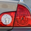 Close-up of taillight — Lizenzfreies Foto