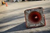 Trafic cone — Stock Photo
