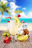 Summer drink — Stock Photo