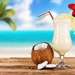 Summer drink — Stock Photo