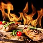 Beef steak — Stock Photo #11057665