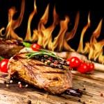 Beef steak — Stock Photo #11057669