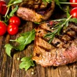 Beef steak — Stock Photo #11057726