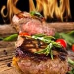 Beef steak — Stock Photo #11057730