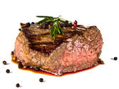 Beef steak — Photo
