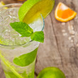 Summer cocktail — Stock Photo #11403714