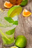 Summer cocktail — Foto de Stock