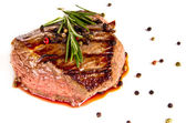 Beef steak — Stok fotoğraf