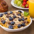 Healthy breakfast — Stock Photo #11797340