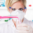 Laboratory assistant — Stock Photo #11861492