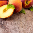 Peaches — Stock Photo #12125338