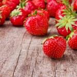 Strawberries — Stock Photo #12125422