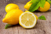 Citrony — Stock fotografie
