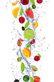 Mezcla de frutas — Foto de Stock