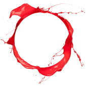 Red ring — Stock Photo
