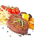 Grilled steak — Stock Photo