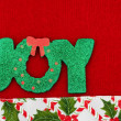 Foto de Stock  : Holiday Joy