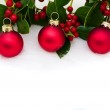 Christmas balls — Stock Photo #11843797