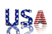 The USA — Stock Photo