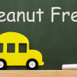 Stock Photo: Schools that are peanut free