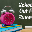Stock Photo: Schools out of Summer