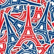 Happy Bastille Day! - Stock Photo