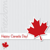 Happy Canada Day! — Stock Photo