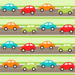 Cars pattern — Stock Vector #12056564