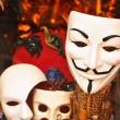 Venetian mask — Stock Photo #11103270