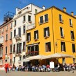 Square in Venice, Italy - Stock Photo