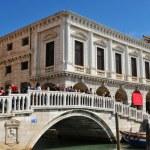 Bridge in Venice, Italy — Stock Photo #11108045