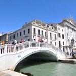 Bridge in Venice, Italy — Stock Photo #11109544