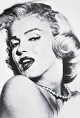 Marylin Monroe — Stock Photo