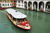 Venice cruise — Stock Photo