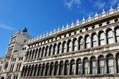 Procuratie vecchie 威尼斯 — 图库照片