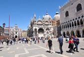 St. Mark's Square, Venice — Stock Photo
