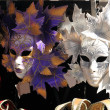 Venetian masks — Stock Photo #11110968