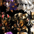 Venetian masks — Stock Photo #11110990