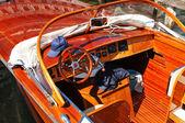 Yacht detail — Stock Photo