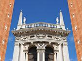 Italian architecture — Stock Photo